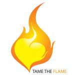 Tame the Flame logo